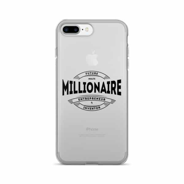 Future Millionaire iPhone 7/7 Plus Case